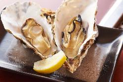 広島といえば牡蠣!大粒でプリプリの牡蠣を召し上がれ♪