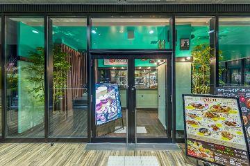 THE LOWER RIGHT ビナガーデンズテラス店