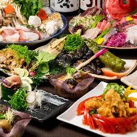 各種宴会に大好評!名古屋コーチンのすき焼き鍋をご賞味あれ!