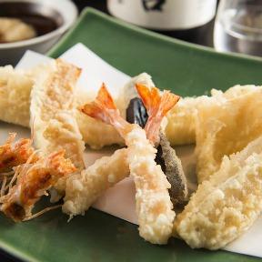 天正 −日本酒と天ぷら−宴会個室の画像