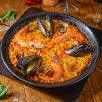 お肉料理にも自信があります。