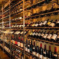 ワインもお好みに合うものが見つかりますように。