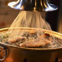 本格炭火焼肉と自慢の韓国料理をお得に楽しめます!