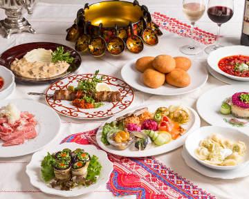 ロシア料理レストラン ROGOVSKIの画像