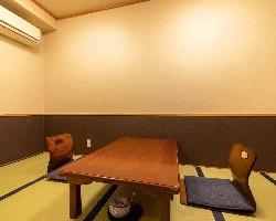 個室1部屋(4~6名様)