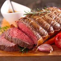 美味しいお肉を使用したお料理は必食!自慢の食材の一つです!