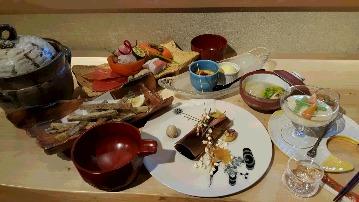 日本料理 おさむらい