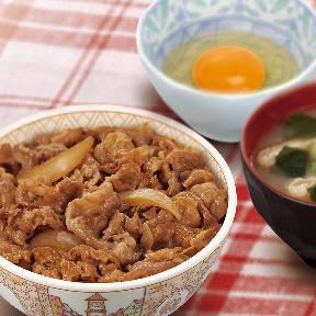 すき家 イオンモール太田店