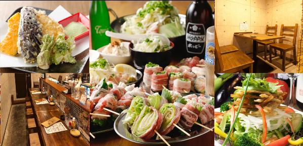肉マキ野菜串 ヤオ屋 練馬店の画像