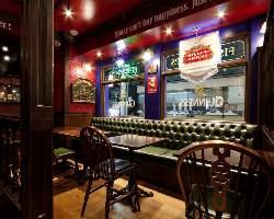 東京でも珍しいサキスフォンのビールタワーでご用意!