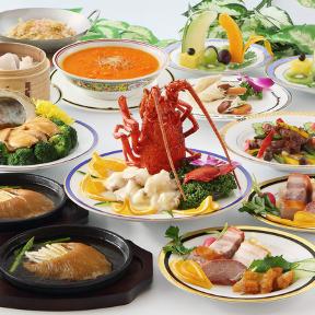 中国飯店 フカヒレ専門店の食べ放題の画像