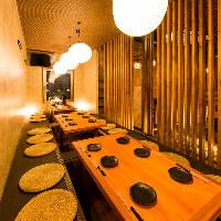 完全個室居酒屋 つばき‐TUBAKI‐ 大宮店の写真15