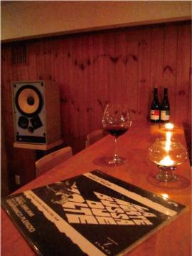 ワインとレコード Metti,Una Sera A Cena