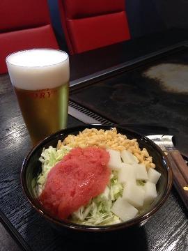 蒲田 もんじゃ専科 銀龍