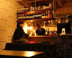 【憩いの空間】 気軽に立ち寄れるお洒落なカフェ&ダイナー