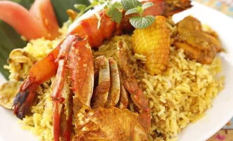 南インド料理 ケララバワンの画像