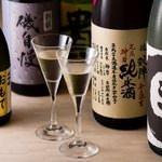 美味しい日本酒と洋食が食べたいな♪そんな時はitsumoで決まり!