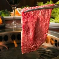 [さっと5秒!] さっと炙った赤身が旨い!肉そのものを味わう