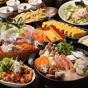 肉魚酒場 肉浜 新橋店