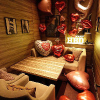 【完全個室】ご予約時に空席ご確認下さい。個室多数完備!