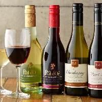 ワインの種類も豊富に揃えてお待ちしております♪