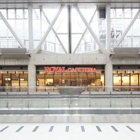 ロイヤルキャフェテリア 東京ビックサイト店