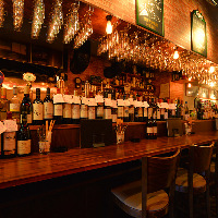 21時〜、バータイム デートやワインを楽しみたい方におすすめ