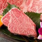 A4、A5ランク肉もご用意しております◎肉汁が口の中で溢れる♪