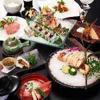 [和と洋の融合] 京料理の料理人とイタリアンのシェフが腕ふるう