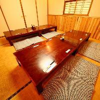 座敷席は個室となり、会社宴会に最適!