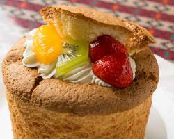<記念日> 誕生日会などの主役に特製デザートをサービス!