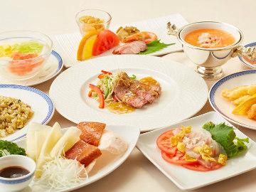 オークラアカデミアパークホテル 中国料理「桃花林」の画像