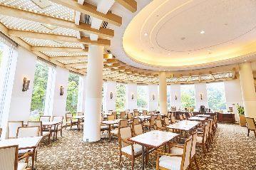オークラアカデミアパークホテル 洋食レストラン「カメリア」の画像