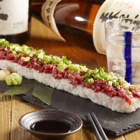 日本酒も独自のルートから取り寄せてリーズナブルにご提供♪