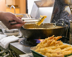 安くて美味しい天ぷらを!創業当時から「庶民の味方」がモットー