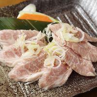 岩手県の銘柄豚の岩中豚が食べれます!