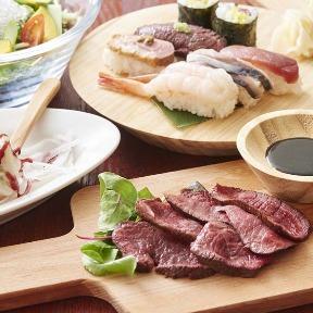 〜肉料理&寿司酒場〜MANRUI(マンルイ)