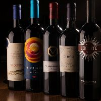 ドリンクも豊富!ワインも数多く取り揃えています!