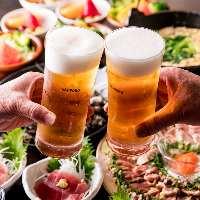 [地頭鶏料理で乾杯♪] 宴会コース2H飲み放題付4,100円~!