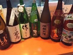 日本酒や本格焼酎まで取り揃えた当店で、今宵の一杯は決まり☆