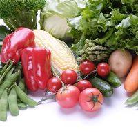佐野の新鮮野菜を素材に使用。