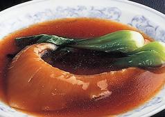 フカヒレなどの高級食材を使用した料理もご用意しております。