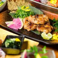 銀座初上陸!日本三大地鶏の秋田比内地鶏直送の完全個室居酒屋