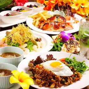 Asian Cafe&Dining Frangipani フランジパニ