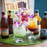 【世界のビール】 アジアやハワイのビールがズラリと勢揃い♪