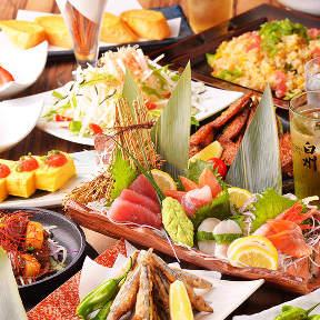 和食と炙り和牛寿司食べ放題 いまるや 新宿東口店