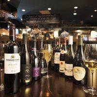 本格イタリアンをコースでじっくり堪能!ワインと相性抜群です。