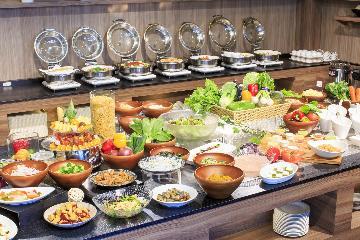 ザエディスターホテル成田 レストラン SERRAGI (せらぎ)の画像