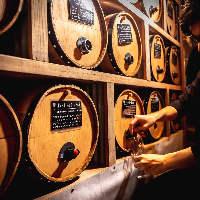 世界の樽ワイン<100種>飲み放題!290円!やっす!!