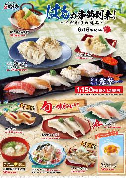 すし銚子丸 三鷹店
